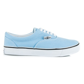 New Age Trainers blue