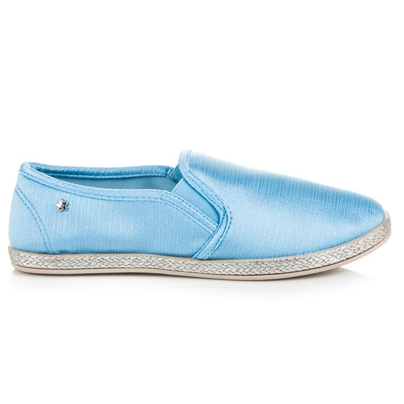 Balada Slip On Espadrilles blue
