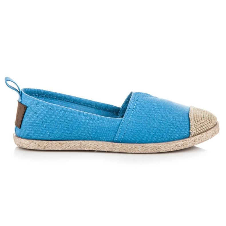 Mckeylor Blue Espadrilles