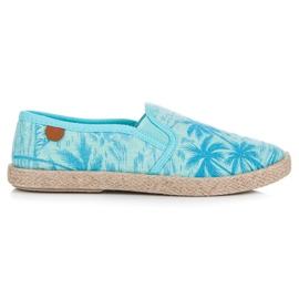 Vices Hawaii Espadrilles blue