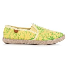 Vices Hawaii Espadrilles yellow