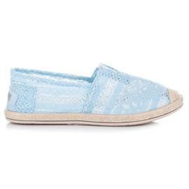 Balada Sliding espadrilles blue