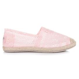 Balada Sliding espadrilles pink