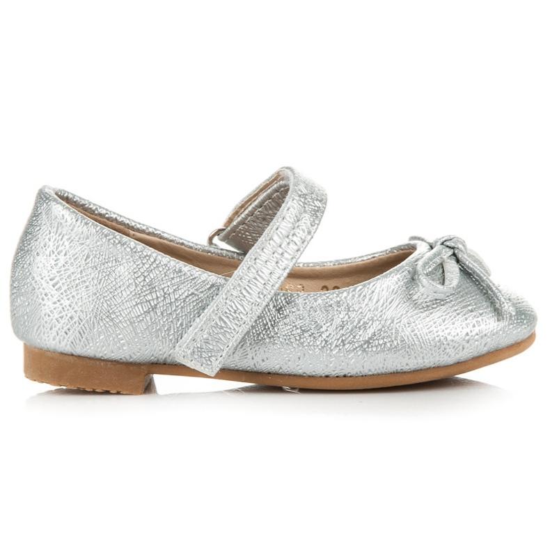 G2G/Good To Great Elegant ballerinas grey