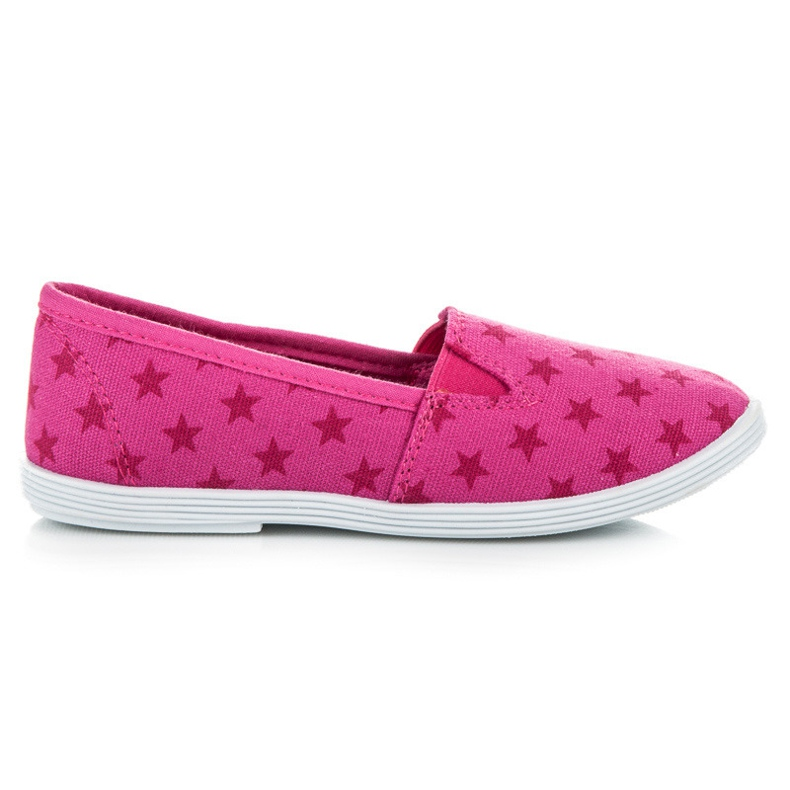 Mckeylor Sneakers In Stars pink