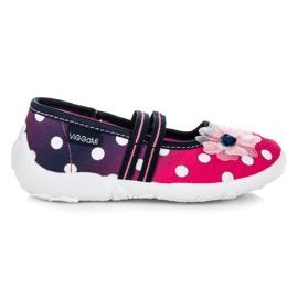 Viggami Polka dots boots multicolored