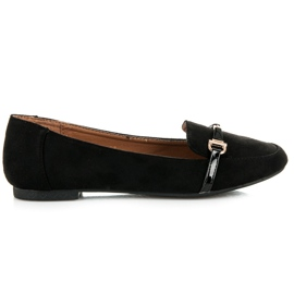 Sergio Todzi Suede loafers black