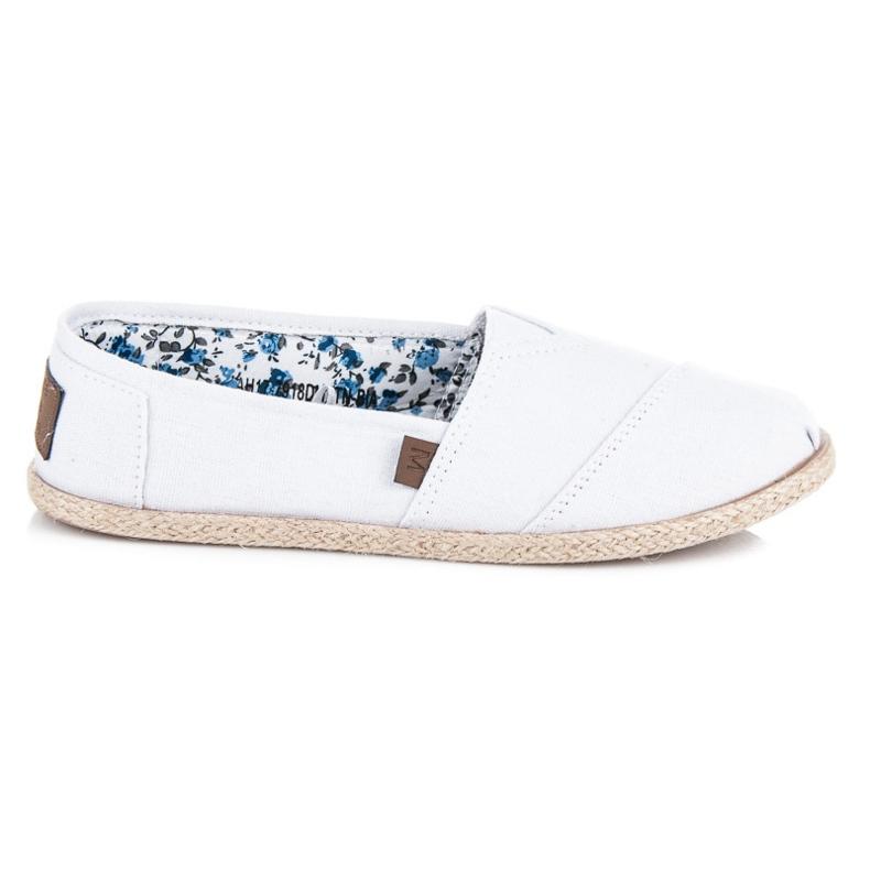 Mckeylor Espadrilles slip on white