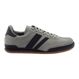 Sport sneakers DK 83092 gray