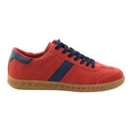 Sport sneakers DK 83104 red