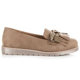 Seastar Suede loafers brown