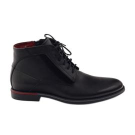 Ankle boots Pilpol PC6007 black
