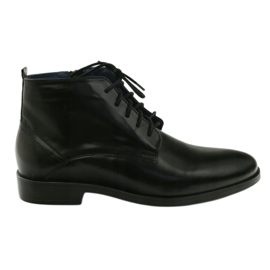 Winter boots on zipper Nikopol 663 black