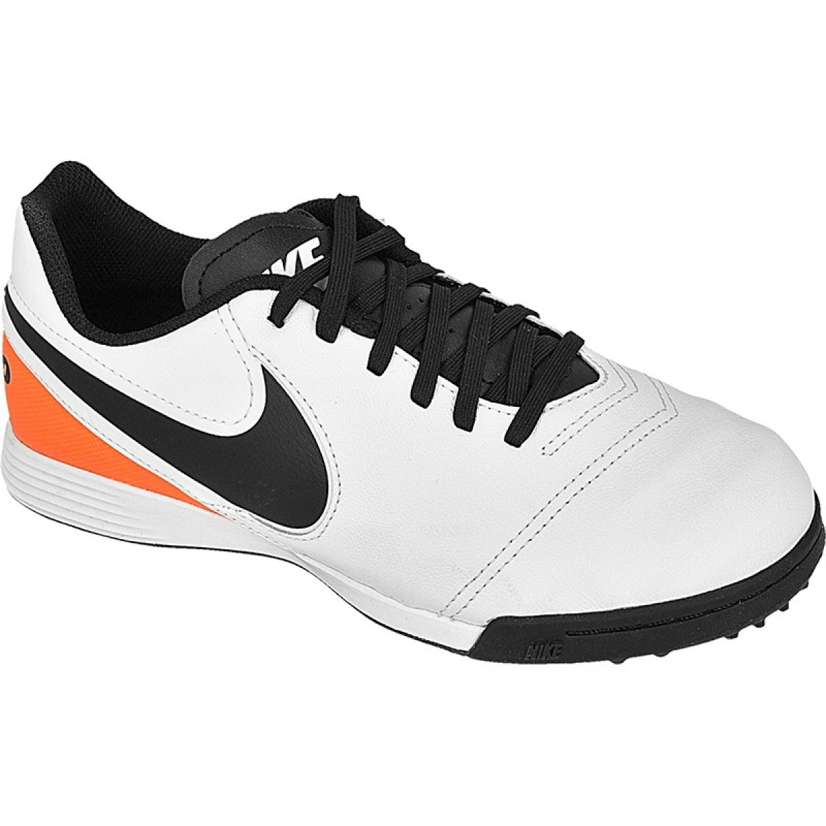 galería Tesauro Respetuoso del medio ambiente  Football boots Nike Tiempo Legend Vi Tf Jr 819191-108 multicolored white -  ButyModne.pl