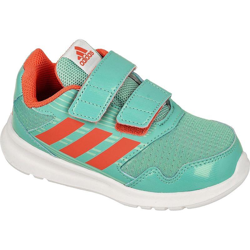 Adidas AltaRun Cf Kids shoes green