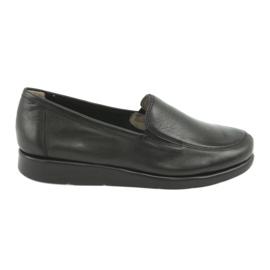 Caprice loafers comfort 24751 black