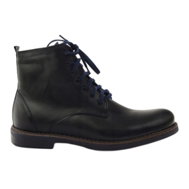 Ankle boots Nikopol 660 black