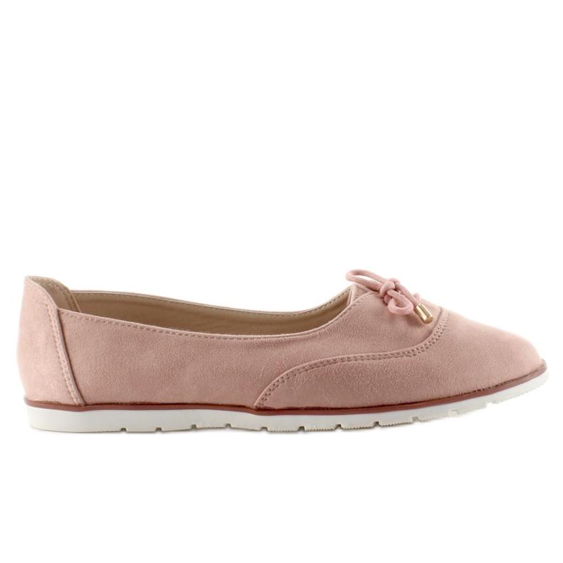 Suede Jazz T239 Pink