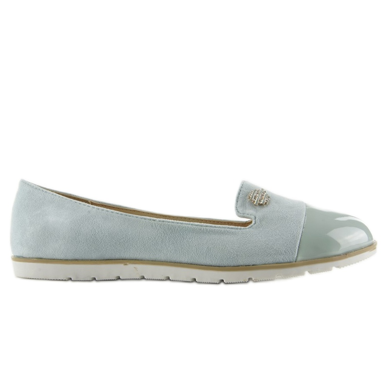 Pastel loafers lordsy 7111 blue