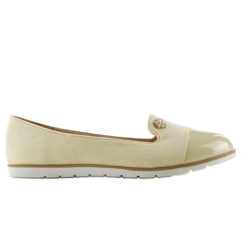 Pastel loafers lordsy 7111 yellow