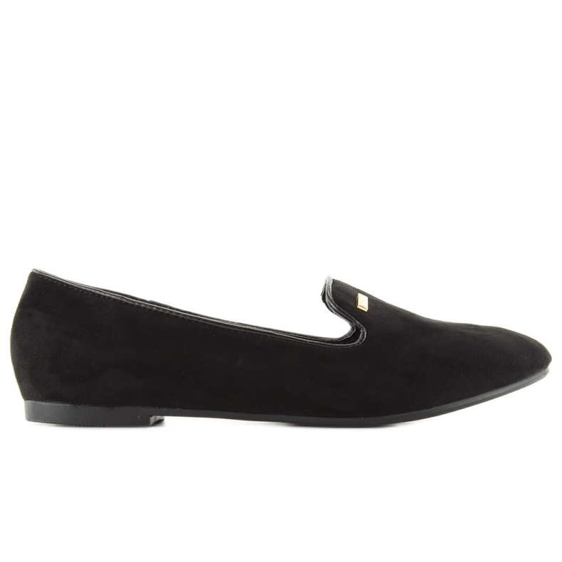 Classic lords suede lj-1a79 Black