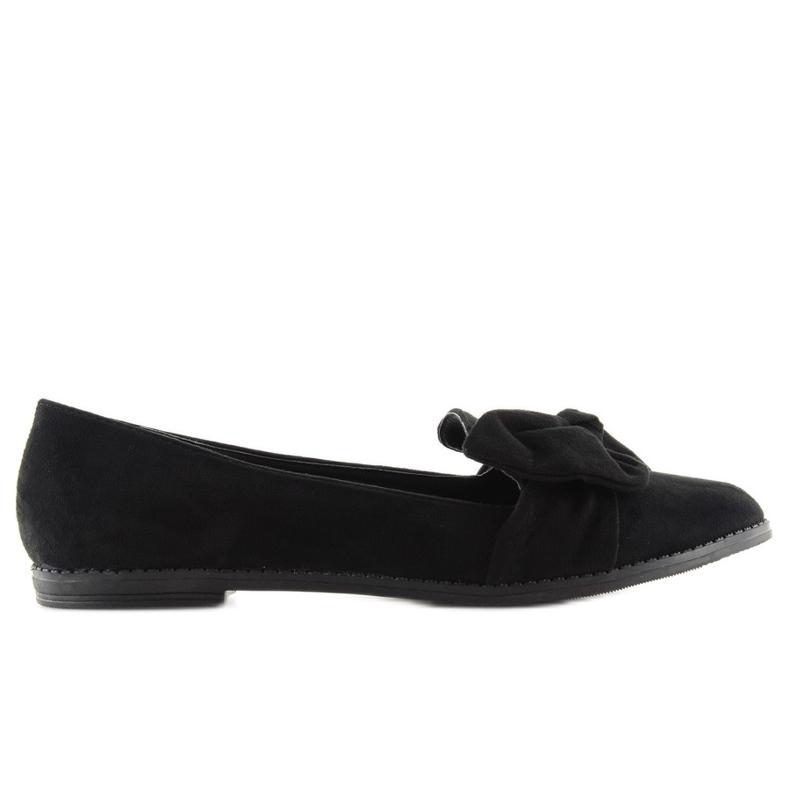 Moccasins lordsy black 888-1 black