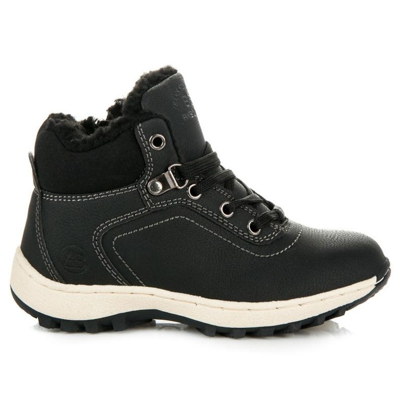 Ax Boxing Winter children's footwear black