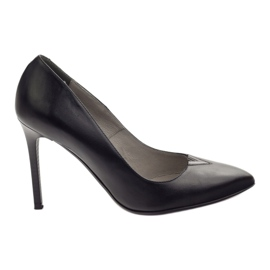 Edeo Pumps On High heel 3180 black