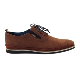 Men's shoes Badura 7758 brown