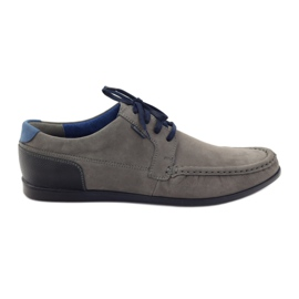 Badura 3175 gray sports shoes