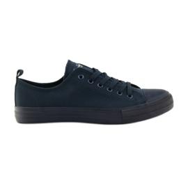 American Club Blue American sneakers. Blue sneakers navy