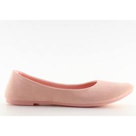 Women's ballerinas soft pink pink