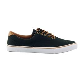 American Club Black sneakers, 18-65 brown