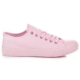 Seastar Pink sneakers