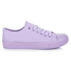 Seastar Violet Sneakers