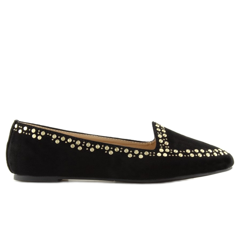 Loafers lordsy black 1389 Black
