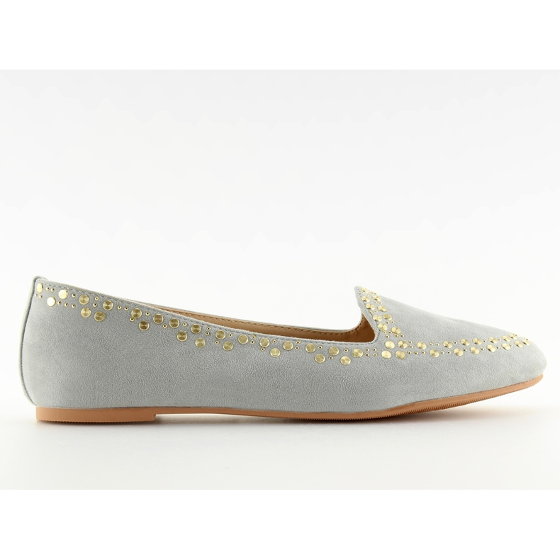 Loafers lordsy gray 1389 Gray grey