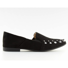 Loafers lordsy with studs black 1415 Black