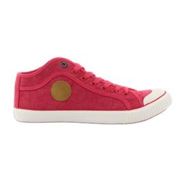 Big Star Men's sneakers Red Star 174017