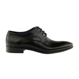 Black Boots slippers Badura 7589