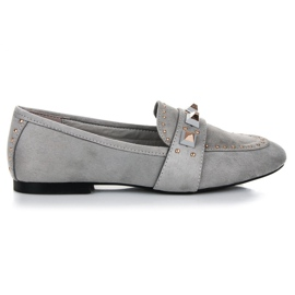 Vices Suede loafers grey