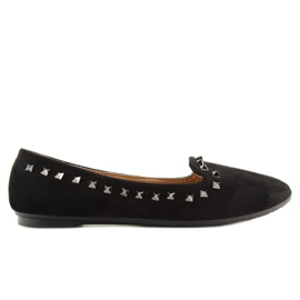 Lordsy with studs black and brown 98-14