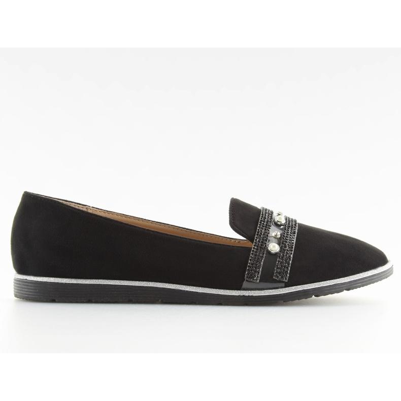 Loafers lordsy black JN-181 Black