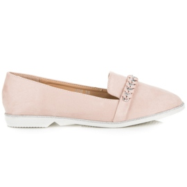Bestelle Pink shoes in the spring