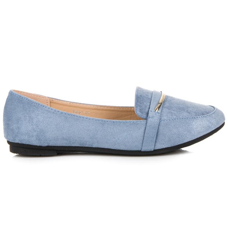 Abloom Blue Women's loafers