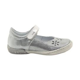 Ballerinas girls' shoes Ren But 3285 grey