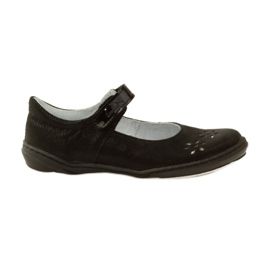 Black Ballerinas girls' shoes Ren But 4351
