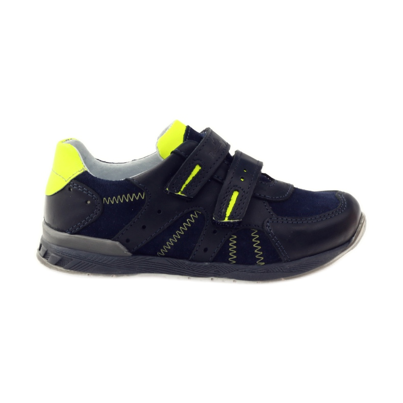 Ren But Boots for Velcro boot But 3282 navy multicolored green