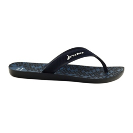 Men's slippers Rider 11073 navy blue
