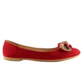 Ballerinas women's classic red vs-330 Red